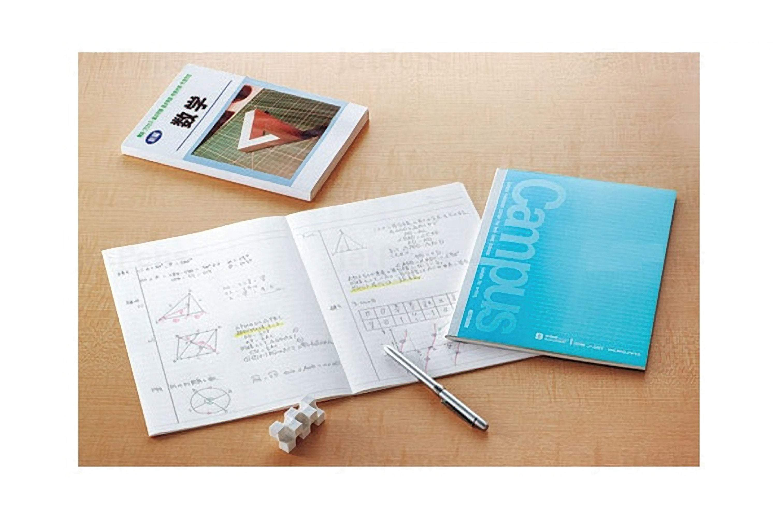 Kokuyo Campus Shikkari Loose Leaf Paper 836BT Dotted 6 mm Rule 26 Holes 100 Sheets 836BT | B5 - The Stationery Life!