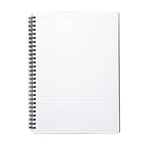 Maruman Mnemosyne A5 Special Memo Spiral Notepad N195A - The Stationery Life!