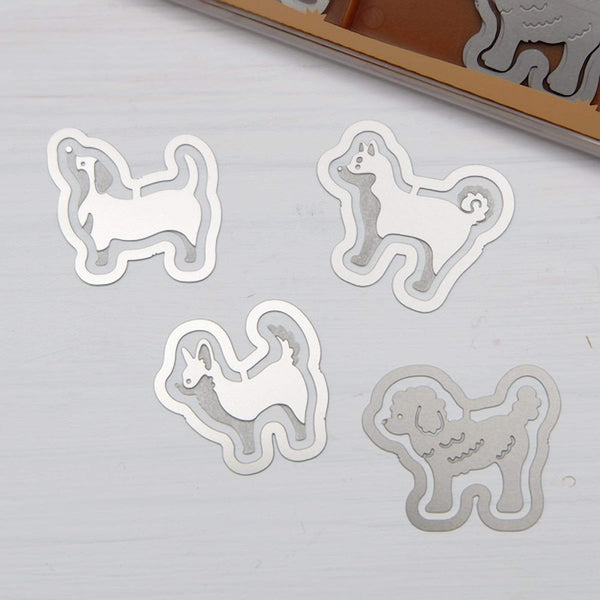 MIDORI E-Clip Etching Clip Dog Paper Clip - The Stationery Life!