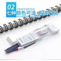 Mitsubishi Uni Sharp Lead Refill Nano Diameter 0.5mm | MINT BLUE LEAD - The Stationery Life!