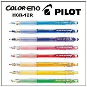 Pilot Color Eno Erasable Mechanical Pencil Black-Out Planning 0.7mm | Violet Body Violet Lead - The Stationery Life!