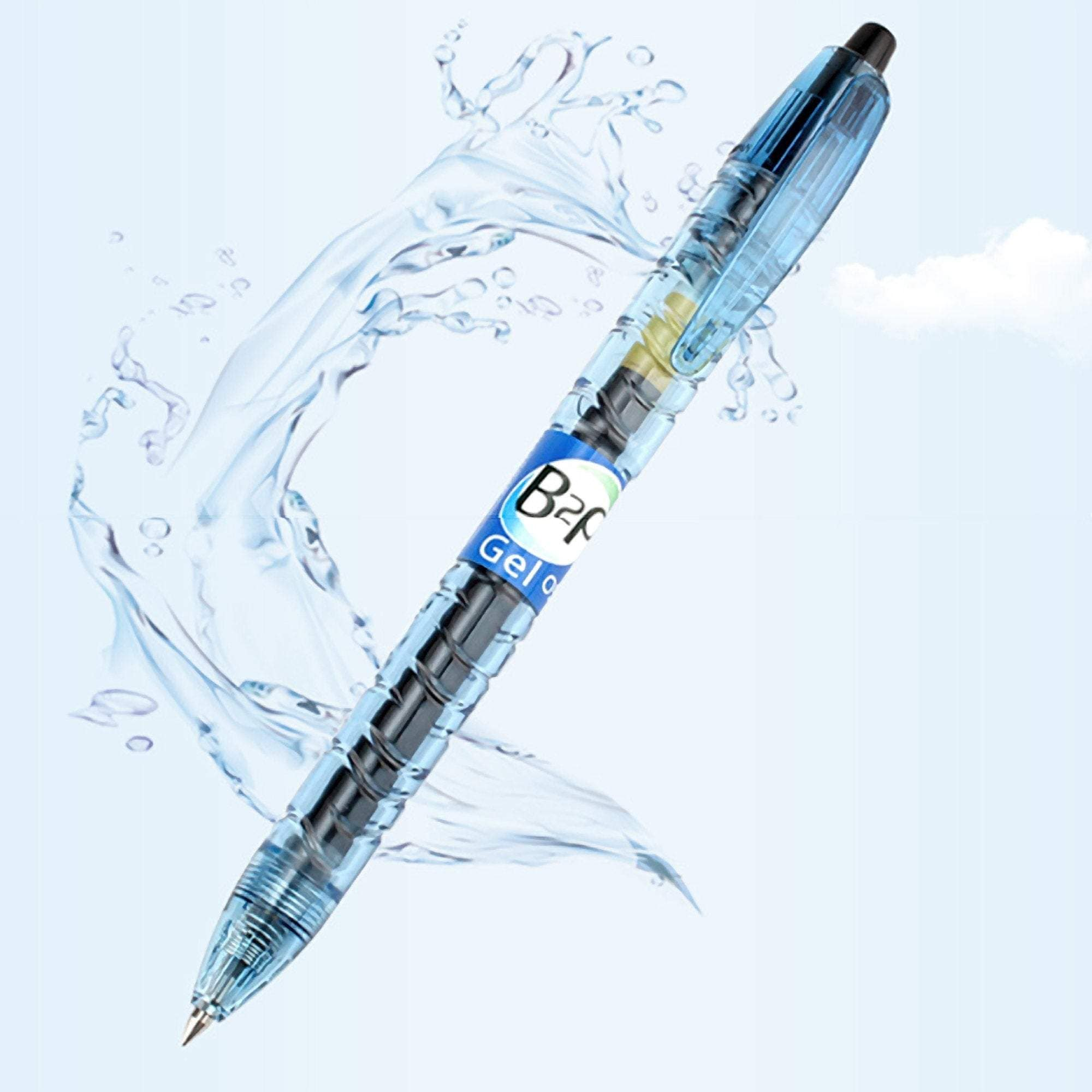 "Pilot Recycled Plastic Bottle 0.5mm Pen ""Bottle to Pen"" BL-B2P-5 