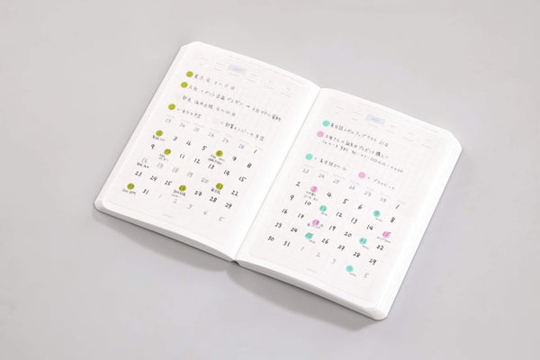 Stalogy Editor's Series 365Days Notebook | B5 Black - The Stationery Life!