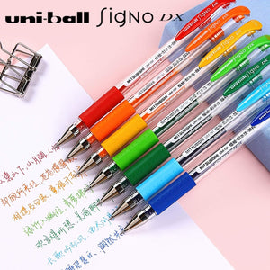 Uni-ball Signo UM-151 Gel Pen GOLDEN YELLOW | 0.28 mm - The Stationery Life!