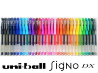 Uni-ball Signo UM-151 Gel Pen GREEN BLACK | 0.38 mm - The Stationery Life!