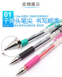 Uni-ball Signo UM-151 Gel Pen LIGHT PINK | 0.38 mm - The Stationery Life!