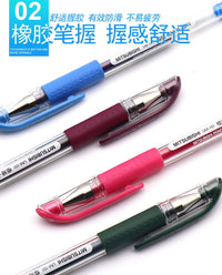 Uni-ball Signo UM-151 Gel Pen LILAC | 0.38 mm - The Stationery Life!