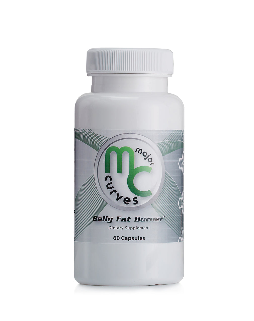 Major Curves™ Belly Fat Burner (1 month supply)