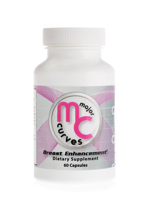 Major Curves™ Breast Enhancement Pills (1 month supply)