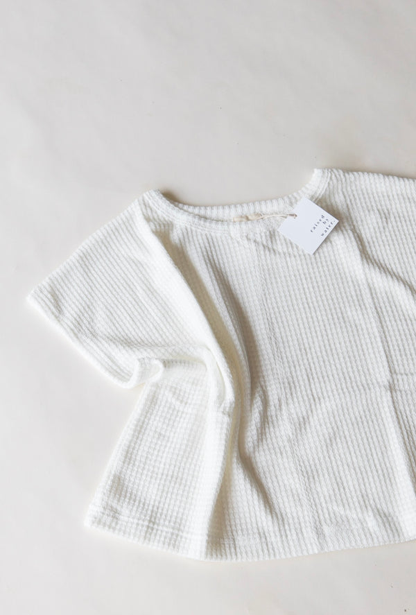 Women's Lounge Top | White