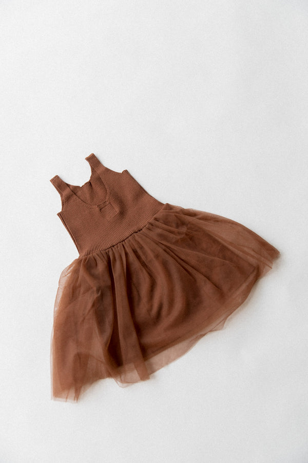 The Original Sienna Dress | Brown