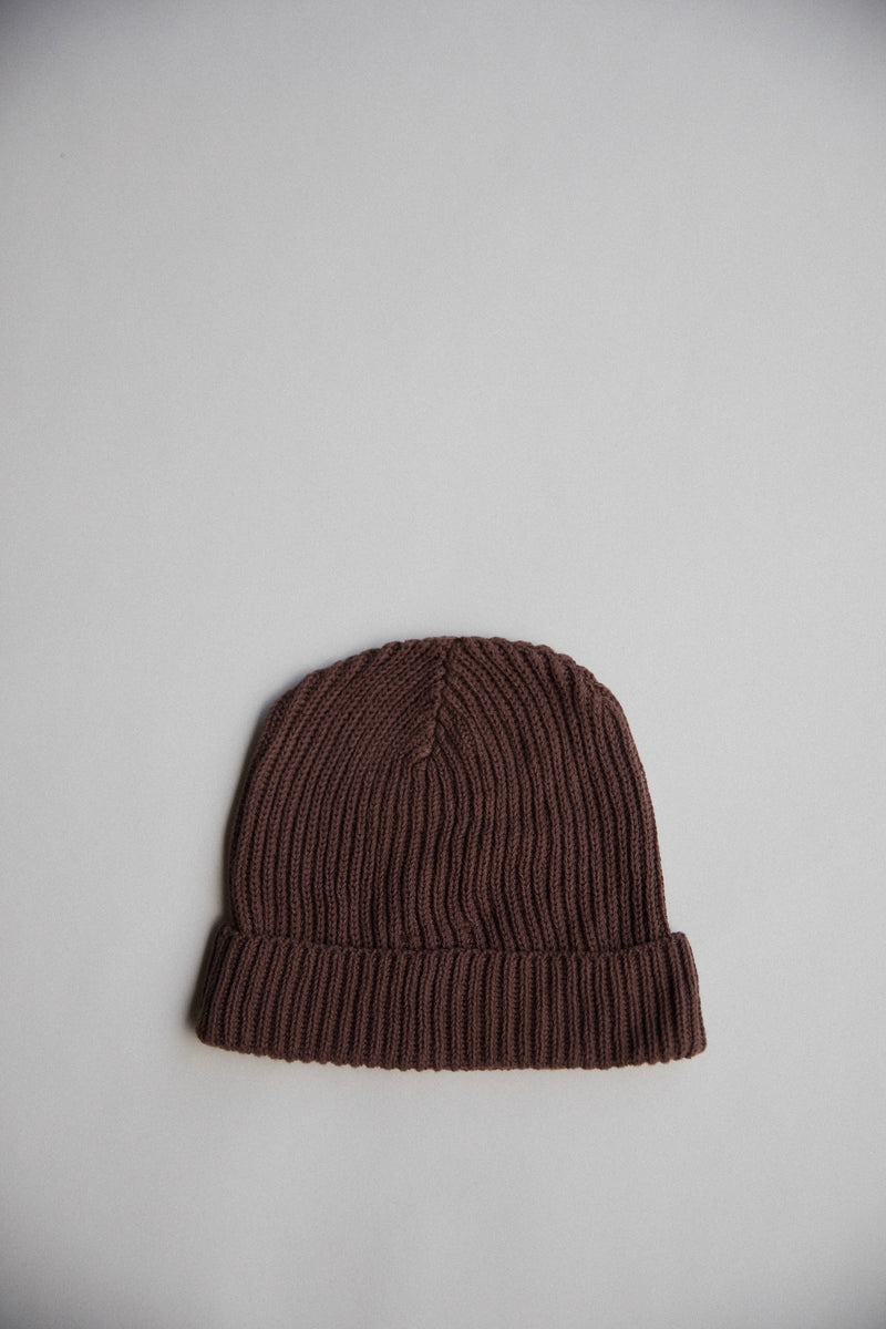Women's Beanie | Chocolate