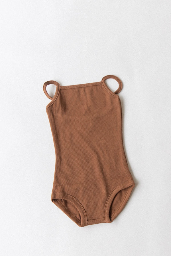 Kids Essential Bodysuit | Kauai Clay