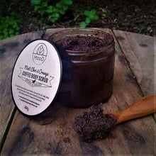 Load image into Gallery viewer, Natural Organic  Body Scrub - COFFEE