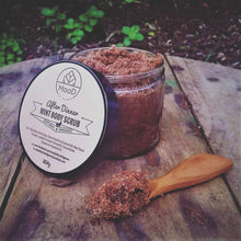 Load image into Gallery viewer, Natural Organic Body Scrub -  MINT CHOCOLATE