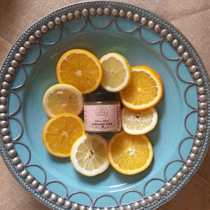 Natural Organic  Body Scrub - CITRUS