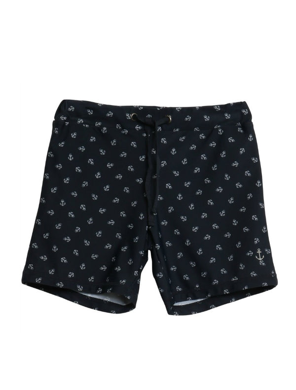 Eli anchor swim shorts