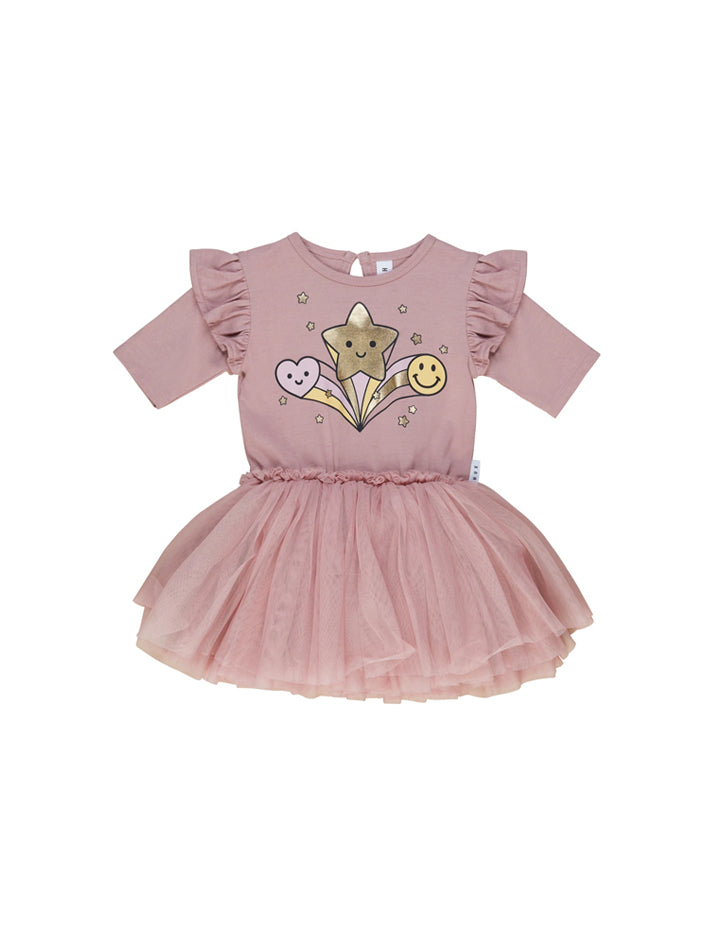 Huxbaby | Star power ballet dress