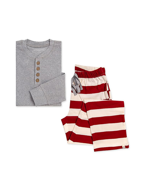 Burt's Bees Baby | Holiday pajamas - men