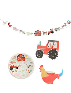 Meri Meri | On the Farm party kit