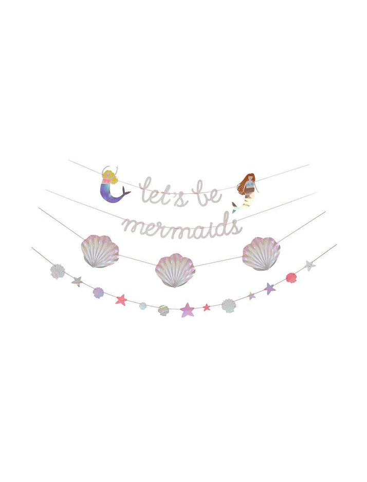 Meri Meri | Mermaid party kit