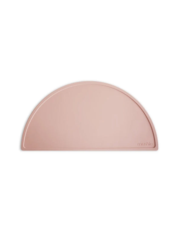 Mushie | Silicone place mat (blush)