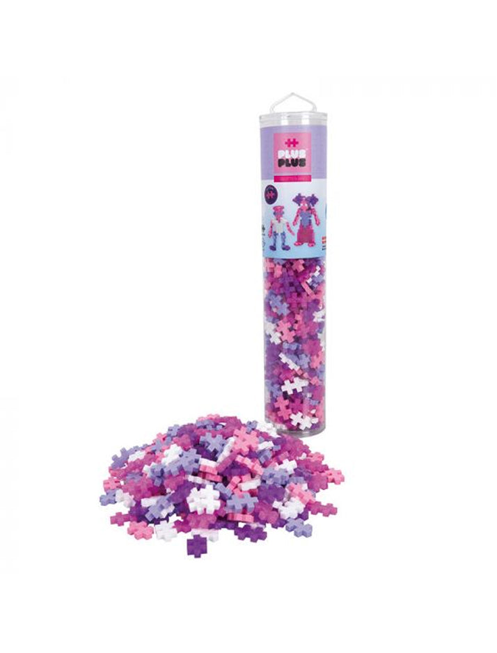 Plus Plus | Glitter tube (240pcs)