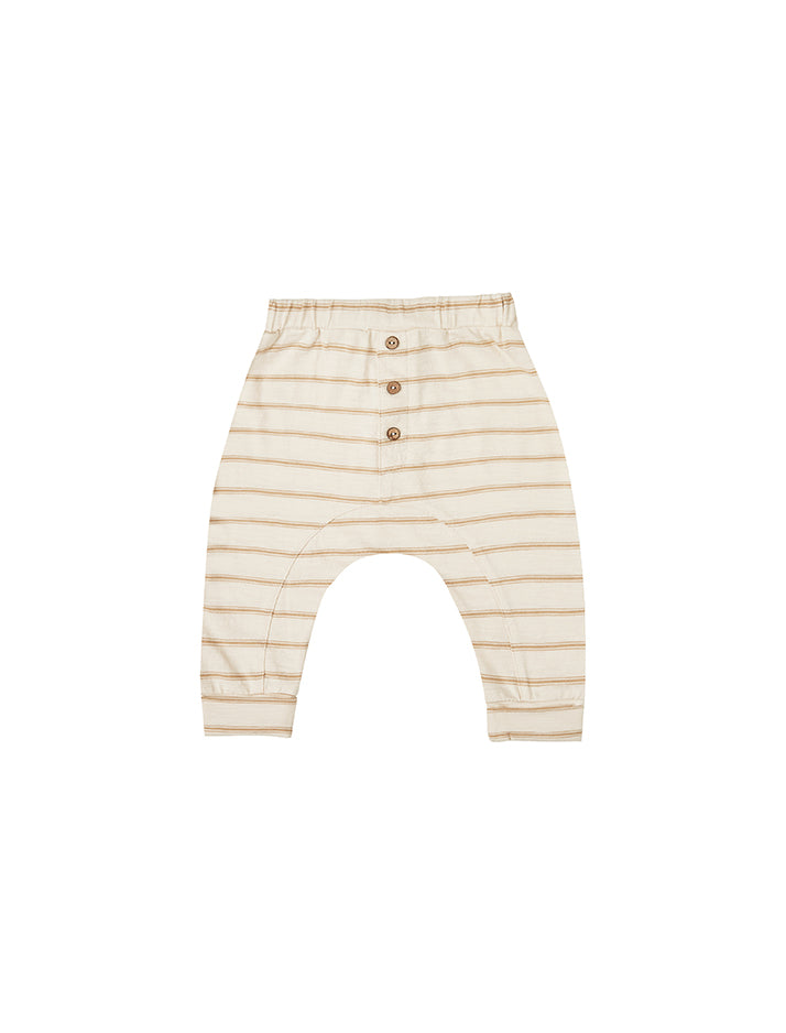 Rylee + Cru | Cru pant - natural stripe