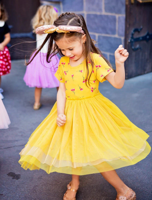 Taylor Joelle | Belle princess dress