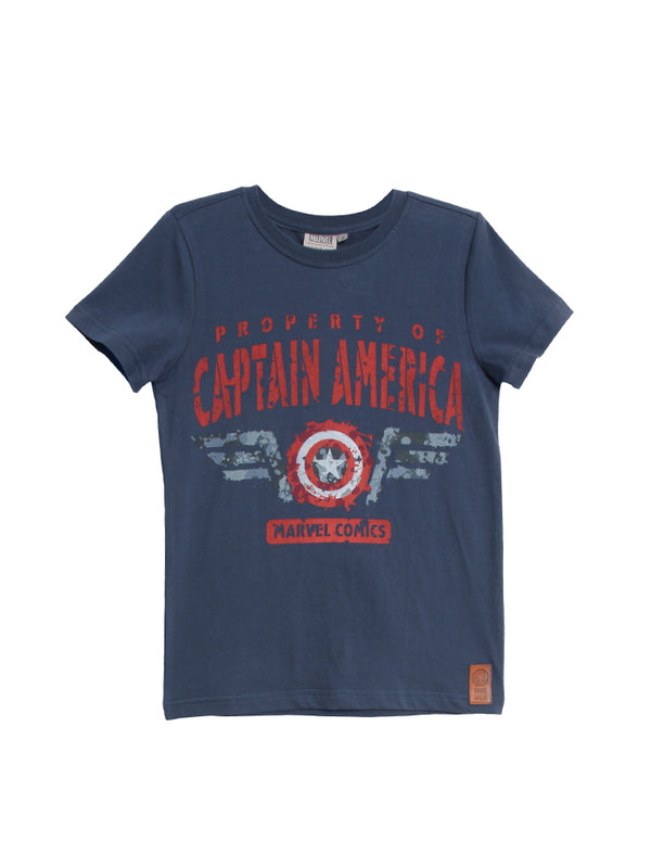 Wheat Kids | Captain America tee