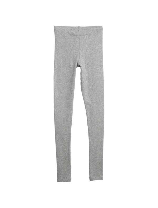 Wheat Kids | rib leggings - grey