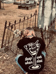 Sleep When Dead Tall Tee