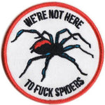 Fuck Spiders Patch