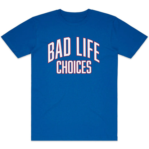 BLC Squad Tee Royal Blue