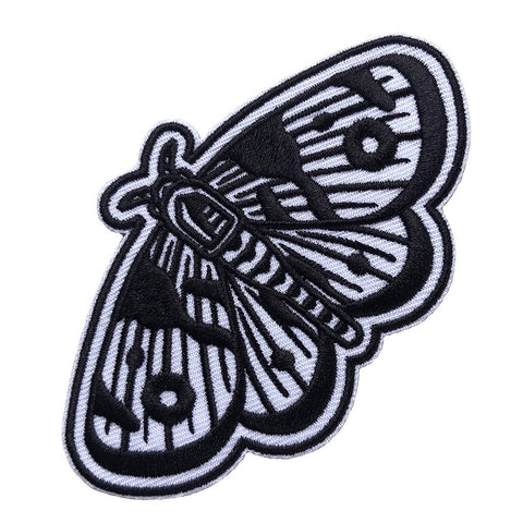 Heartache Moth Patch