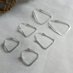 Rectangle hoops