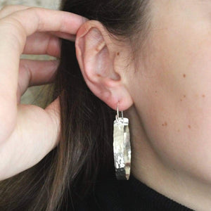 Hammered hoops