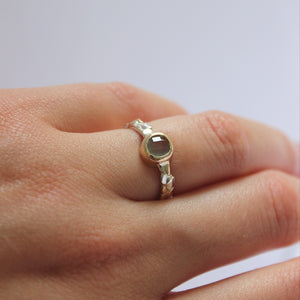 Siren engagement ring