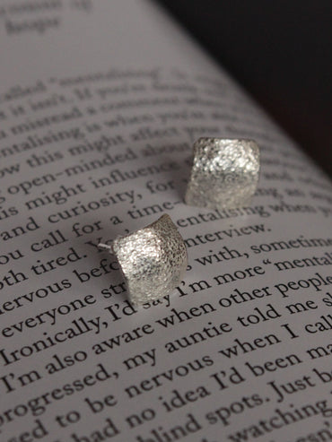 Small Textured Studs