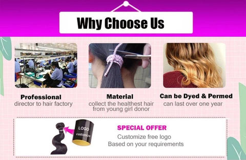 mybombhair top quality with best price wholesale 100% virgin hair business
