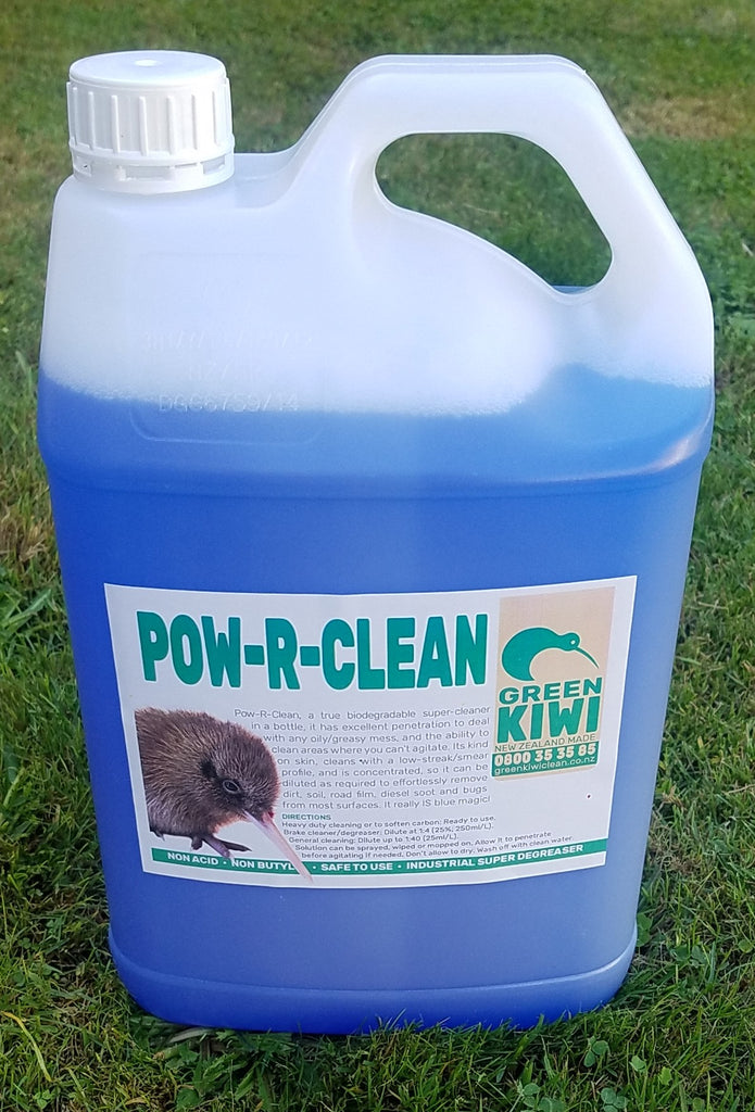 Workshop & Office Cleaning Products | Green Kiwi Clean