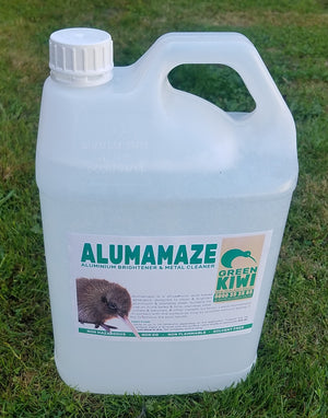 Alumamaze - Aluminium & Metal Cleaner