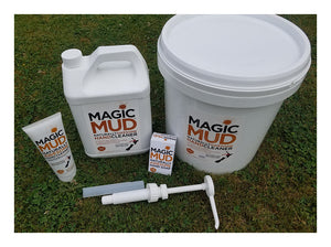 Magic Mud Natural Heavy Duty Hand Cleaner incl pump