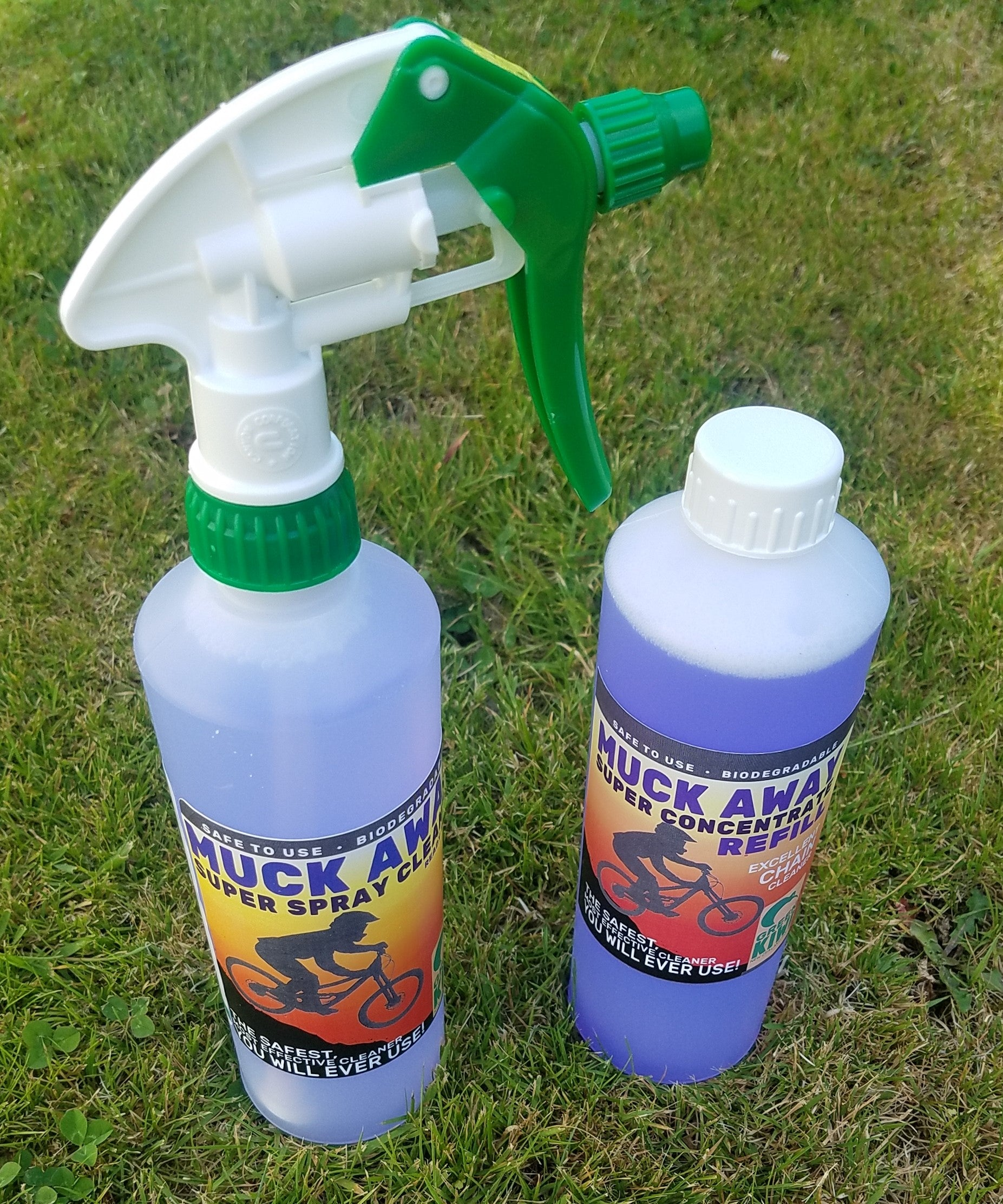 Muck Away Super Bike Cleaner Concentrate 500ml