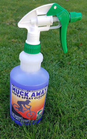 Muck Away Super Spray On Bike Cleaner 500ml
