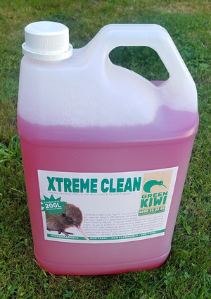 Xtreme Clean Concentrated Truck, Bus & Building Wash