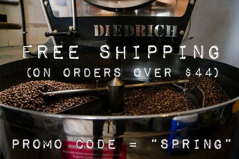 Free shipping promo code and a spring newsletter – 44 North