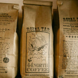Royal Tar Blend - 44 North Coffee