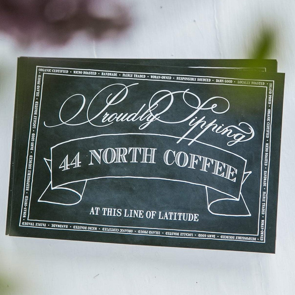Gift Certificate - 44 North Coffee