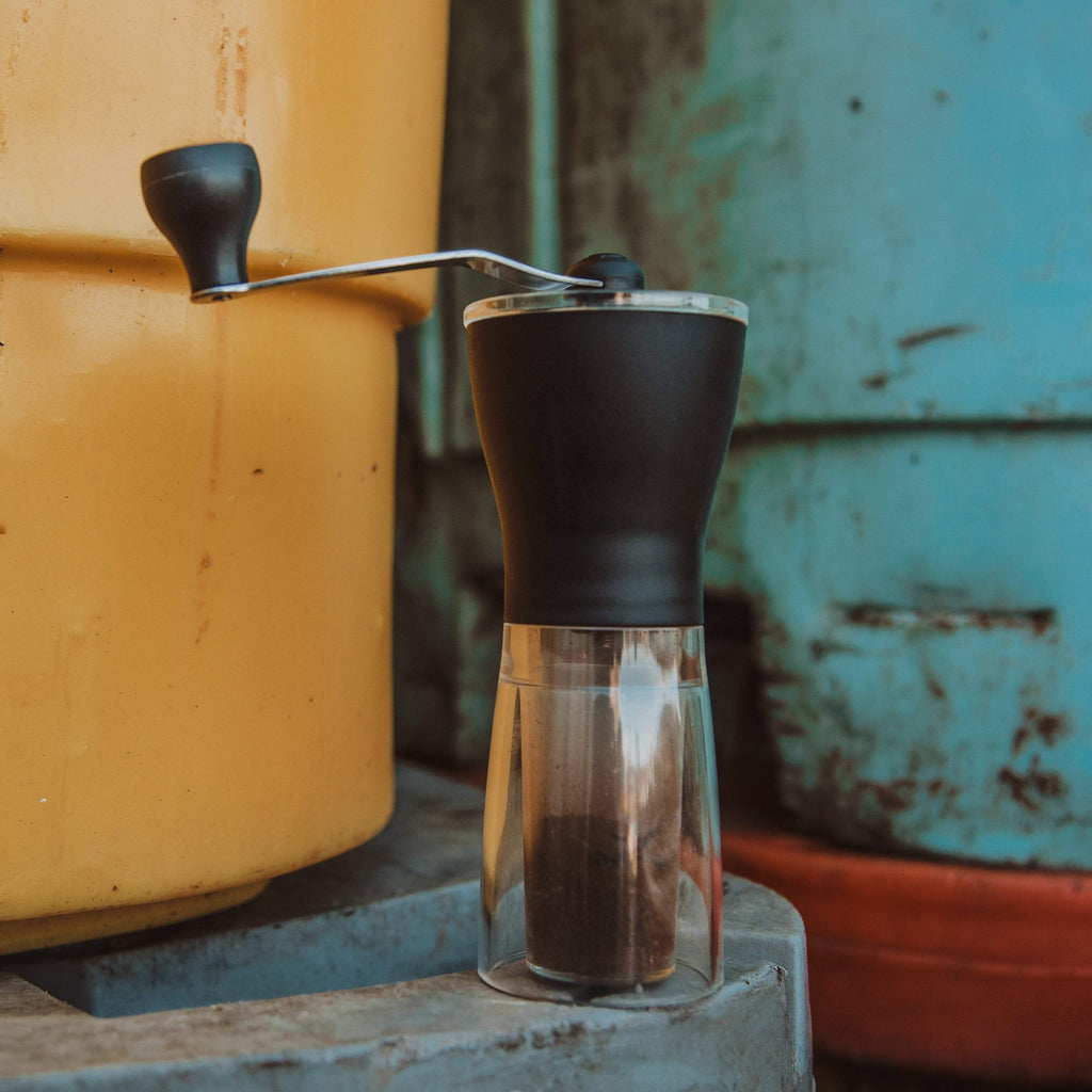 Mini Mill Slim Coffee Grinder by Hario - 44 North Coffee